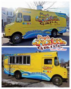 Mayas Truck